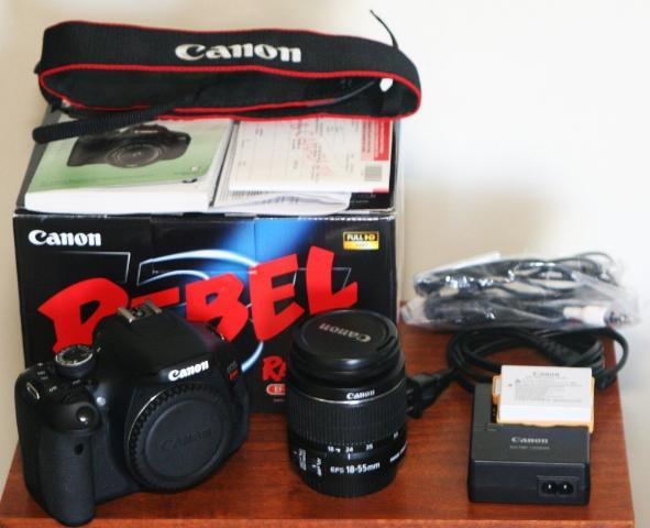 Brand New Canon and Nikon Digital Camera for sale.